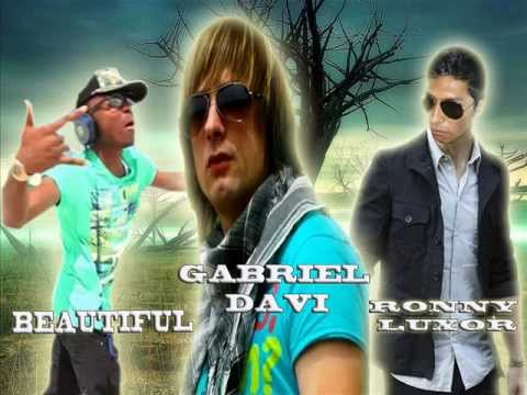 Gabriel Davi - Beautiful FT Ronny Luxor(Official hd).