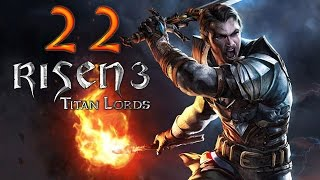 Risen 3 - 022 - Affentrainer - Lets Play Risen 3 Titan Lords PS3 German