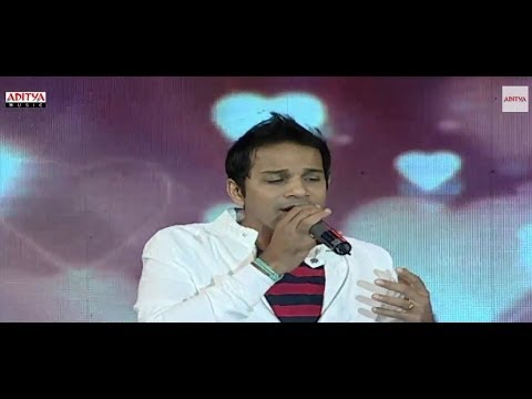 Karthik & DSP Musicians Special Performance - Alludu Seenu Audio Launch