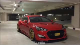 Genesis Coupe, Accuair & Ag wheels