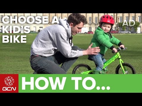 Kids Bike Sizes: How To Choose The Right Children's Bicycle thumbnail