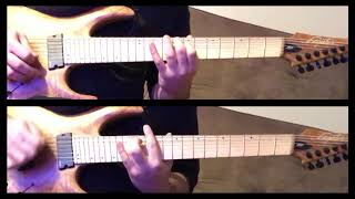 Ghost of Nothing - Erra (Guitar Cover)
