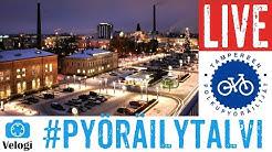 Paneelikeskustelu: Talvella Tampereella omin voimin