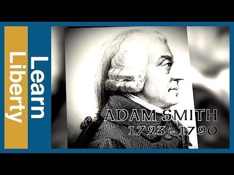 Giants of the Scottish Enlightenment Part 2: Adam Smith
