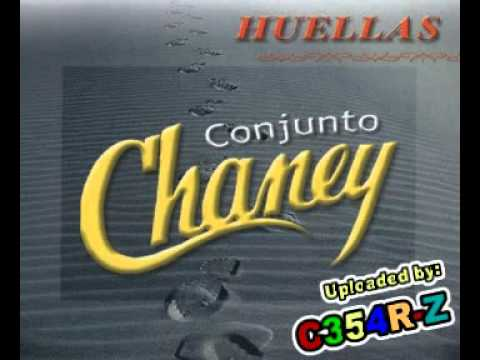 conjunto chaney huellas
