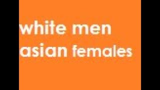Neely Fuller Jr- The Purpose Of white Men WIth Asian Females
