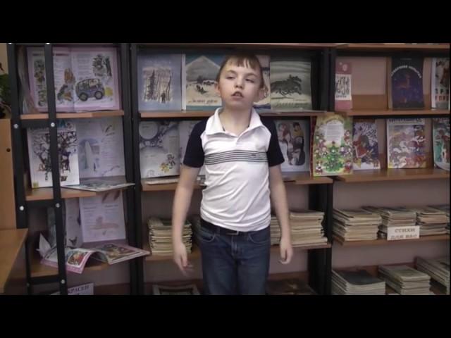 Изображение предпросмотра прочтения – ЯрославПотемковский читает произведение «Что такое хорошо и что такое плохо» В.В.Маяковского