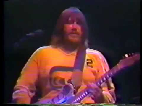 Terry Kath and Chicago in Houston, Texas 1977