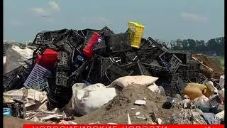 Десятки людей сортируют мусор на полигонах Новосибирска(, 2017-07-18T03:48:35.000Z)