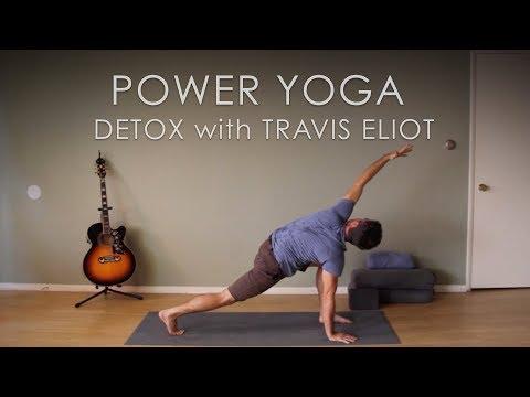 "30min. Power Yoga ""Detox"" with Travis Eliot"