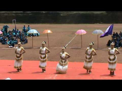 Mohiniyattam Keralanadanam Group_JNV Kannur