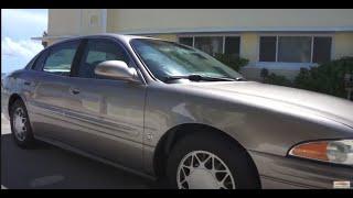 For sale 2000 Buick LeSabre