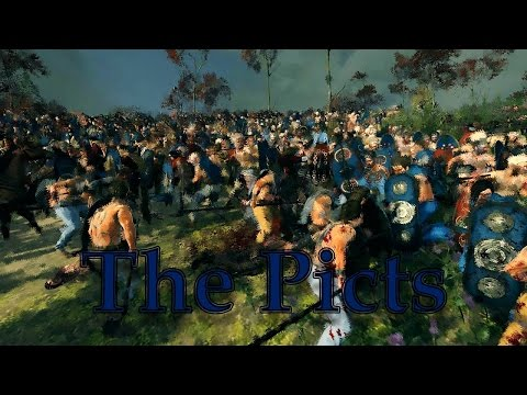 The Picts: Battle Tactics and Warfare