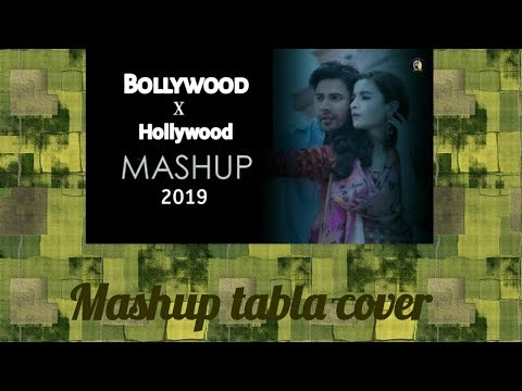 Best romantic hindi songs mashup 2019 | bollywood + hollywood mashup | tabla cover by Aman roy |