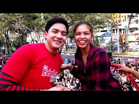 FULL PARADE MY BEBE LOVE ALDUB COMPILATION VID DECEMBER 23 2015 HD