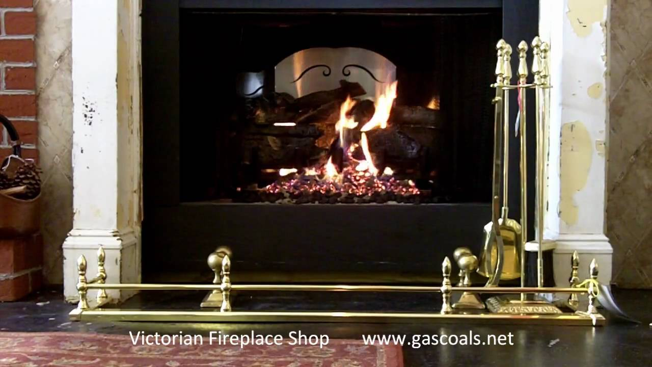 Victorian Fireplace Shop - Tour the Store - YouTube