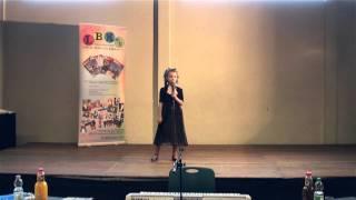 Leipziger Stimme 2011 - Regina Kotenko - Vögelchen