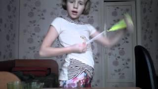 Пушистик Байла фокусы и трюки