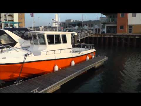 Offshore 25 Fishing Boat - Ex Demo - as new - Boatshed.com - Boat Ref#201225