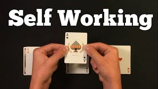 This Card Trick Will AMAZE and CONFUSE Everyone!