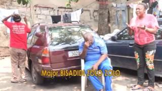 Nouveau théatre congolais YA YO TE groupe Les Amis du Théatre production Major Bisadidi Zolozolo