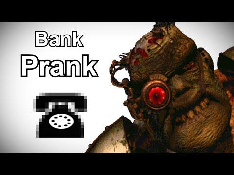 Lieutenant Calls Banks - Fallout Prank Call