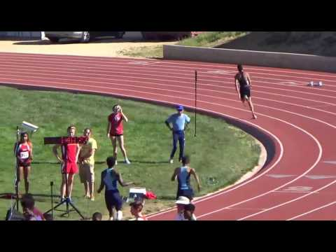 Desert Christian High School 4x400 Meter Relay @ 2017 Michelle Perry Invite