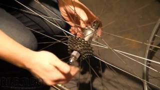 Removing a bicycle freewheel the proper way | TheBikeTube.com