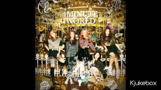 4MINUTE 4minute World Mini album