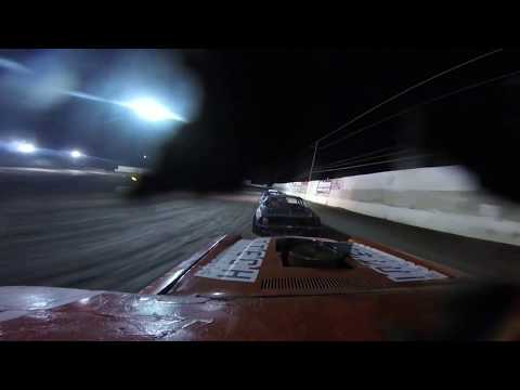 Marysville Raceway Hobby Stock Main 8-18-18 Part 1