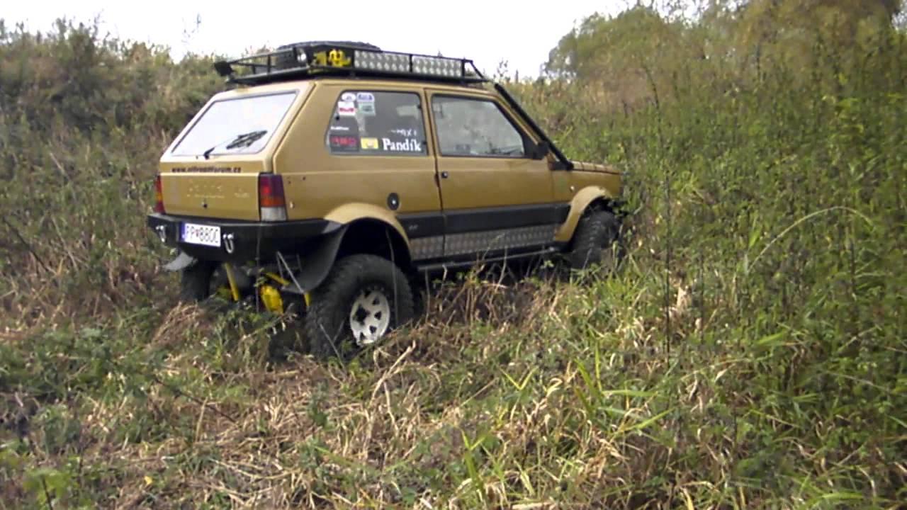 panda 4x4 off road youtube