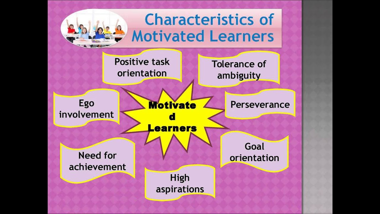 essay on motivation on english learning