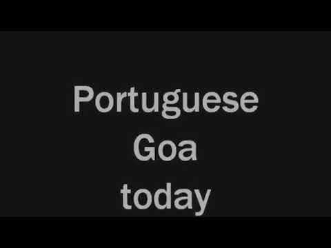 The Portuguese Goa...Let's rewind back in time!!