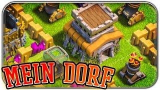 MEIN 3 JAHRE ALTES DORF | Clash of Clans Let's Play | Deutsch German