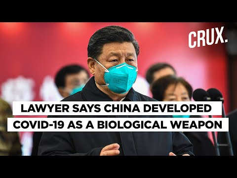 US Lawyer Files $20 Trillion Suit Against China For Coronavirus