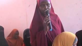 COCASOM World Health  DAY program 2015  in  Mogadishu  Somalia