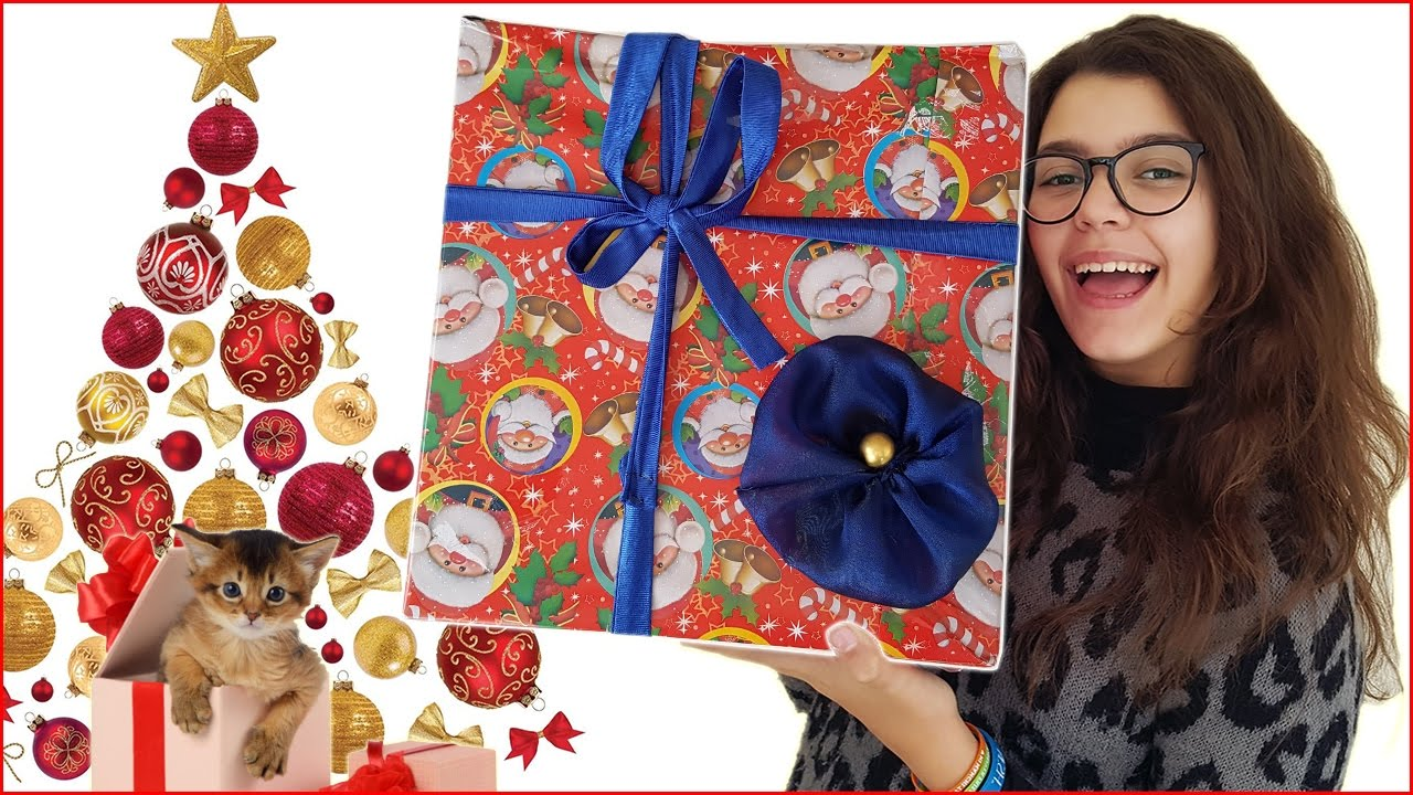 Regalo Di Natale 2.Regali Di Natale 2 Mega Pacco Super Fantastica Sorpresa By Giulia Guerra