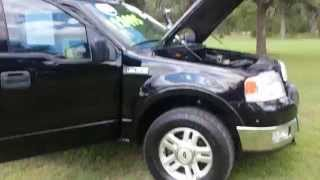 2004 Ford F150 Lariat FX4 Super Crew Moonroof For Sale