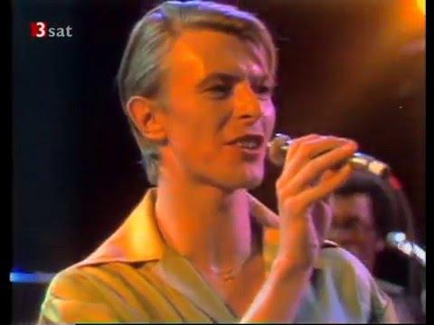 David Bowie – Rebel Rebel (Live Musikladen 1978)