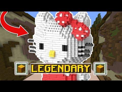 DOUBLE LEGENDARY (Minecraft Build Battle)