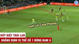 2 lần ĐTVN thắng Thái Lan trong năm 2019 | Đối thủ cay cú dùng đủ trò nhưng vẫn thất bại nhục nhã