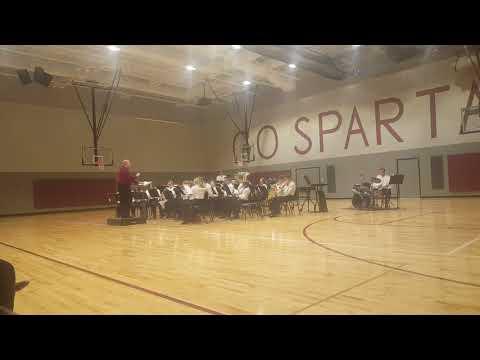 Grundy High School Band 11/13/17 No2