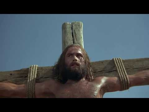 JESUS (English) Jesus is Crucified