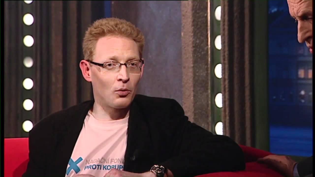 Show Jana Krause 8. 4. 2011 - 2. Karel Janeček