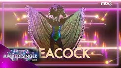PEACOCK - AMARANTH | MASKED SINGER SUOMI | MTV3