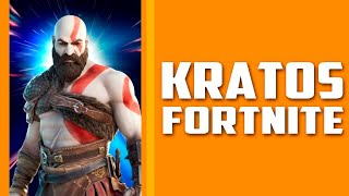 KRATOS no Fortnite