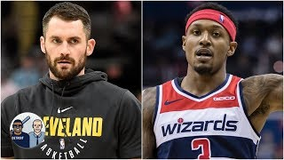 Which big-name NBA player will be on the move soon? | Jalen and Jacoby