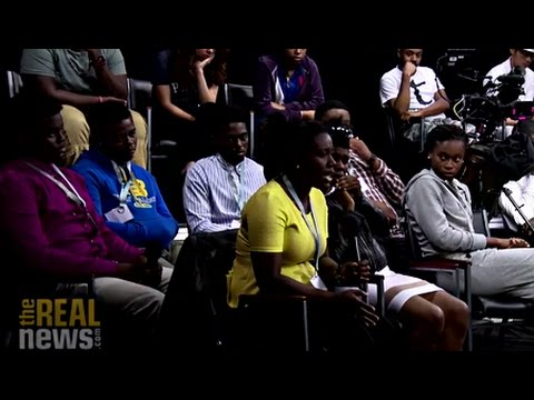 Baltimore Youth Speak about How to Reduce Violence (4/4)
