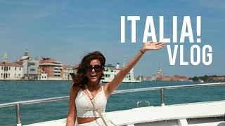 italy travel vlog   contiki trip part 3