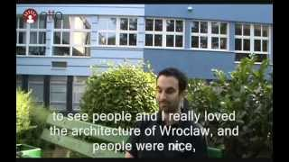 Being a foreigner in Wroclaw - Antoine (France)